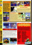 Scan of the walkthrough of  published in the magazine Computer and Video Games 194, page 3
