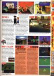 Scan of the preview of Earthbound 64 published in the magazine Computer and Video Games 195, page 1