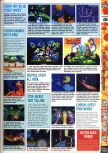 Scan of the preview of Yoshi's Story published in the magazine Computer and Video Games 195