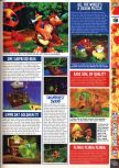 Scan of the preview of Banjo-Kazooie published in the magazine Computer and Video Games 195