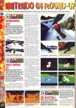 Scan of the preview of 1080 Snowboarding published in the magazine Computer and Video Games 195, page 1