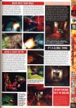 Scan of the preview of Forsaken published in the magazine Computer and Video Games 195