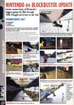 Scan of the preview of 1080 Snowboarding published in the magazine Computer and Video Games 196, page 1