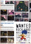 Scan of the preview of F-Zero X published in the magazine Computer and Video Games 196, page 1