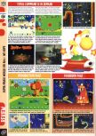 Scan of the preview of Yoshi's Story published in the magazine Computer and Video Games 196