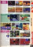 Scan of the preview of Mystical Ninja Starring Goemon published in the magazine Computer and Video Games 196