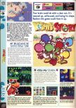 Scan of the review of Yoshi's Story published in the magazine Computer and Video Games 197, page 1