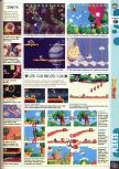 Scan of the review of Yoshi's Story published in the magazine Computer and Video Games 197, page 2