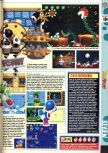 Scan of the review of Yoshi's Story published in the magazine Computer and Video Games 197