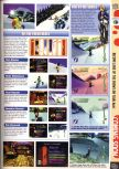 Scan of the preview of 1080 Snowboarding published in the magazine Computer and Video Games 198, page 2