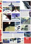Scan de la preview de 1080 Snowboarding paru dans le magazine Computer and Video Games 198