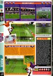Scan of the review of World Cup 98 published in the magazine Computer and Video Games 199