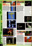 Scan of the preview of Tonic Trouble published in the magazine Computer and Video Games 199