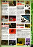 Scan of the preview of Buck Bumble published in the magazine Computer and Video Games 199