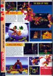 Scan of the preview of Banjo-Kazooie published in the magazine Computer and Video Games 200
