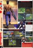 Scan of the preview of Turok 2: Seeds Of Evil published in the magazine Computer and Video Games 201