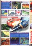 Scan of the preview of F-Zero X published in the magazine Computer and Video Games 202, page 2