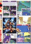 Scan of the preview of F-Zero X published in the magazine Computer and Video Games 202, page 3