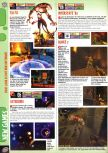 Scan of the preview of Quake II published in the magazine Computer and Video Games 203