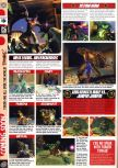 Scan of the preview of Turok 2: Seeds Of Evil published in the magazine Computer and Video Games 204