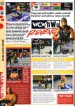 Scan of the preview of WCW/NWO Revenge published in the magazine Computer and Video Games 204