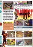 Scan of the review of Body Harvest published in the magazine Computer and Video Games 205