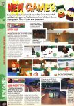 Scan of the preview of South Park published in the magazine Computer and Video Games 205