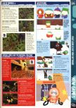 Scan of the preview of South Park published in the magazine Computer and Video Games 206