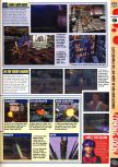 Scan of the preview of Castlevania published in the magazine Computer and Video Games 208
