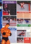 Scan of the preview of WWF Attitude published in the magazine Computer and Video Games 210, page 3