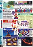 Scan of the review of Mario Party published in the magazine Computer and Video Games 210, page 1