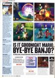 Scan of the preview of 40 Winks published in the magazine Computer and Video Games 214