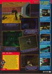 Scan of the review of Perfect Dark published in the magazine Consoles + 102