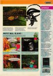 Scan of the preview of Conker's Bad Fur Day published in the magazine Consoles + 111