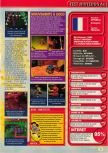 Scan of the review of Banjo-Tooie published in the magazine Consoles + 111