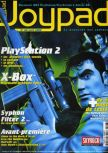 Scan de la couverture du magazine Joypad  096