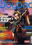 Scan de la couverture du magazine Joypad  098