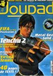 Scan de la couverture du magazine Joypad  099