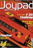 Scan de la couverture du magazine Joypad  101