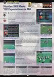 Scan of the review of Madden NFL 2000 published in the magazine GamePro 133, page 1