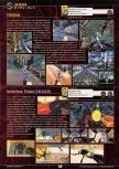 Scan of the preview of Armorines: Project S.W.A.R.M. published in the magazine GamePro 133