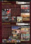 Scan de la preview de Destruction Derby 64 paru dans le magazine GamePro 133