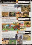 Scan of the preview of Paper Mario published in the magazine GamePro 135