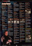 Scan of the walkthrough of WWF Wrestlemania 2000 published in the magazine GamePro 135, page 5
