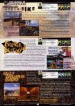 Scan of the review of Fighter Destiny 2 published in the magazine GamePro 137, page 1