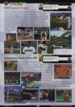 Scan of the preview of International Track & Field 2000 published in the magazine GamePro 140