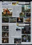 Scan of the preview of The Legend Of Zelda: Majora's Mask published in the magazine GamePro 140