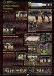 Scan of the preview of X-Men: Mutant Academy published in the magazine GamePro 140, page 1