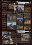 Scan of the preview of Excitebike 64 published in the magazine GamePro 140