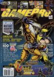Scan de la couverture du magazine GamePro  142